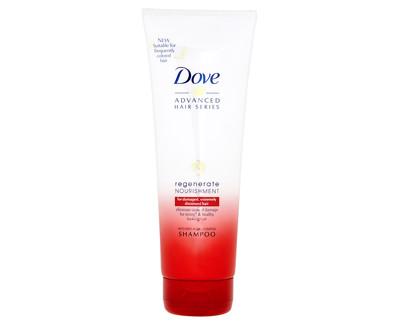 Dove Šampon na poškozené vlasy Regenerate Nourishment (Shampoo) 250 ml