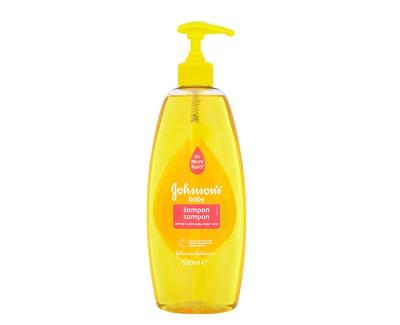 JOHNSON`S Baby Dětský šampon Baby 500ml
