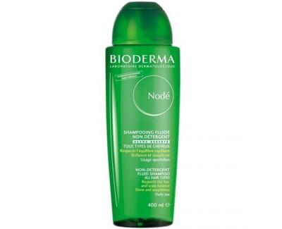 Bioderma Jemný šampon pro každodenní použití Nodé (Non-Detergent Fluid Shampoo) 400 ml