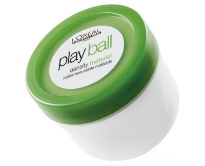 Loreal Professionnel Stylingová vosková pasta Play Ball Density Material 100 ml
