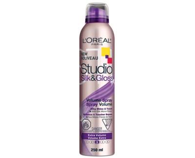 Loreal Paris Objemový sprej na vlasy Studio Line (Silk&Gloss Volume Spray) 250 ml