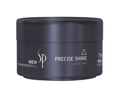 Wella Professional Vosk na vlasy pro muže SP MEN (Precise Shine Classic Wax) 75 ml
