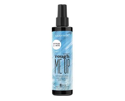 Matrix Minerální slaný sprej na vlasy Style Link Rough Me Up (Salt Infused Spray) 200 ml