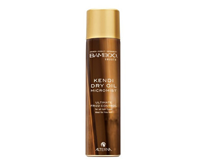 Alterna Vyživující vlasový olej ve spreji Bamboo Smooth (Kendi Dry Oil Micromist) 170 ml