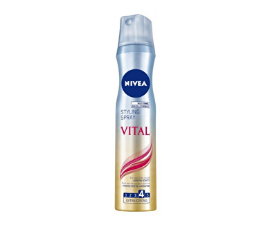 Nivea Lak na vlasy Vital (Styling Spray) 250 ml