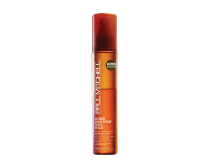 Paul Mitchell Dvousložkový ochranný sprej na vlasy Ultimate Color (Repair Triple Rescue Thermal Protection ) 150 ml