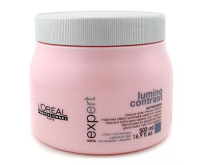 Loreal Professionnel Intenzivní maska pro melírované vlasy Lumino Contrast (Radiance Masque Highlighted Hair) 500 ml
