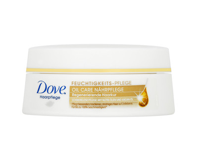 Dove Maska na vlasy Hair Therapy Nourishing Oil 200 ml
