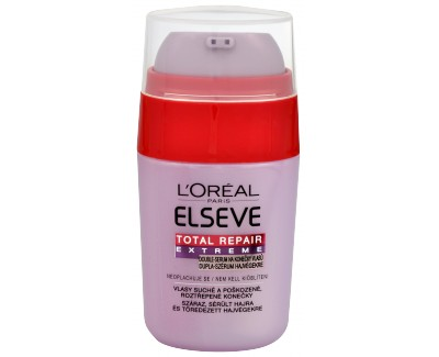 Loreal Paris Double-sérum na roztřepené konečky vlasů Elseve Total Repair Extreme 15 ml