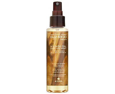 Alterna Vyhlazující suchý olej proti krepatění vlasů Bamboo Smooth Kendi Oil (Dry Mist) 125 ml
