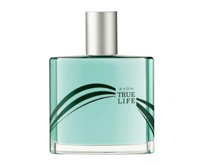 AVON Toaletní voda pro muže True Life 50 ml