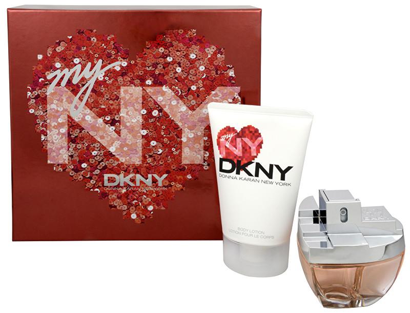DKNY My NY - EDP 50 ml + tělové mléko 100 ml