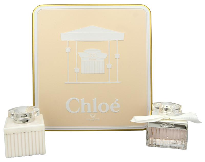 CHLOE Chloé - EDT 50 ml + tělové mléko 100 ml