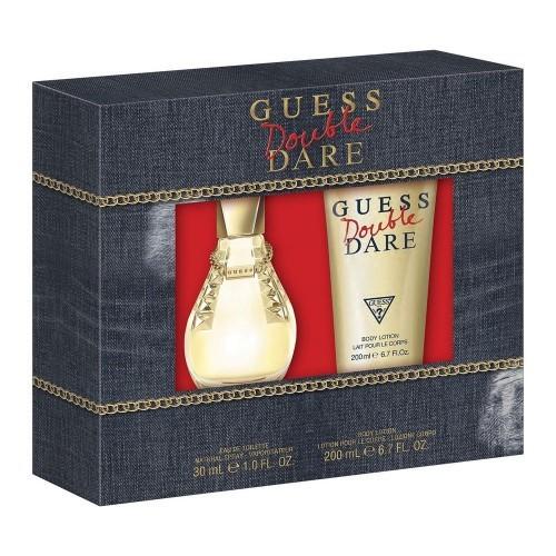 GUESS Double Dare - EDT 30 ml + tělové mléko 200 ml