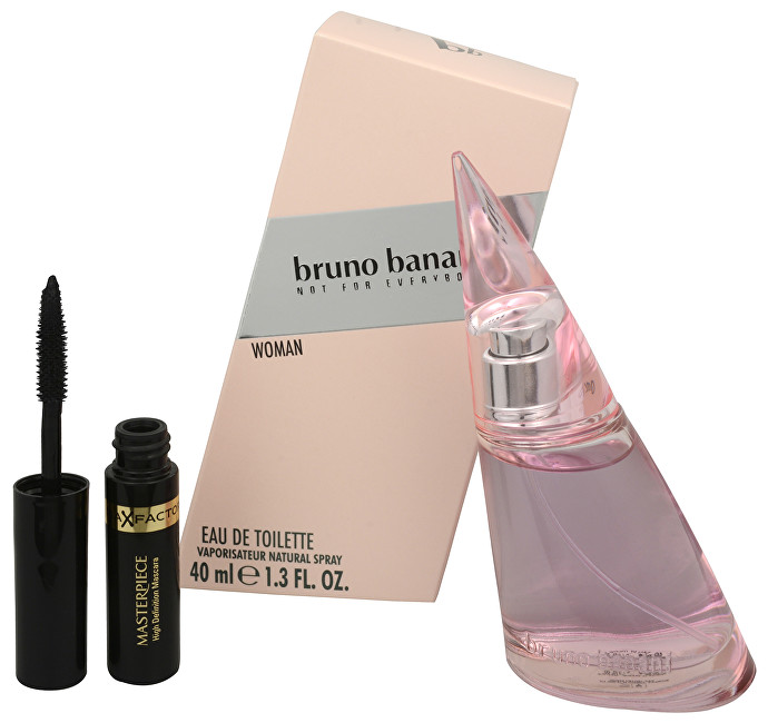 BRUNO BANANI Bruno Banani Woman - EDT 40 ml + řasenka