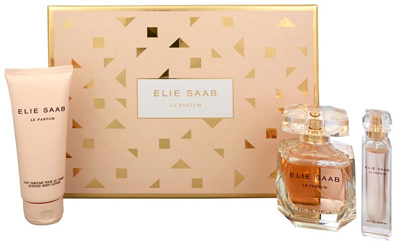 ELIE SAAB Le Parfum - EDP 90 ml + EDP 10 ml + tělové mléko 75 ml
