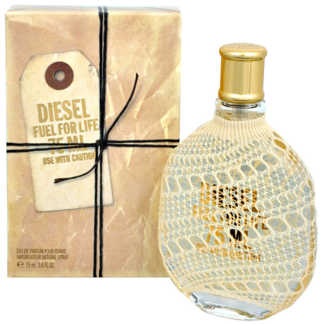 DIESEL Fuel For Life Woman - EDP 50 ml