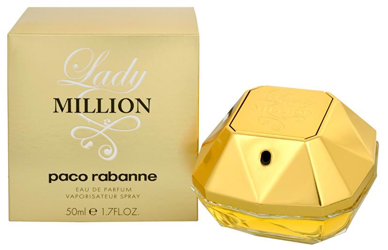 PACO RABANNE Lady Million - EDP 30 ml