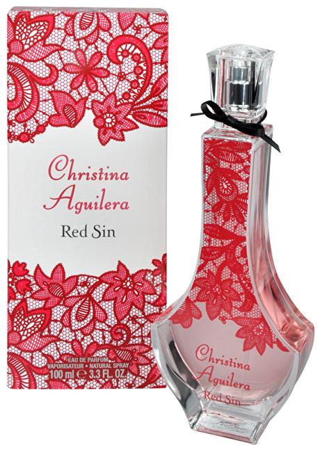 CHRISTINA AGUILERA Red Sin - EDP 15 ml