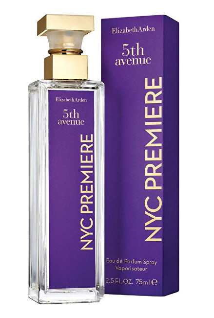 ELIZABETH ARDEN 5th Avenue NYC Premiere - EDP 75 ml