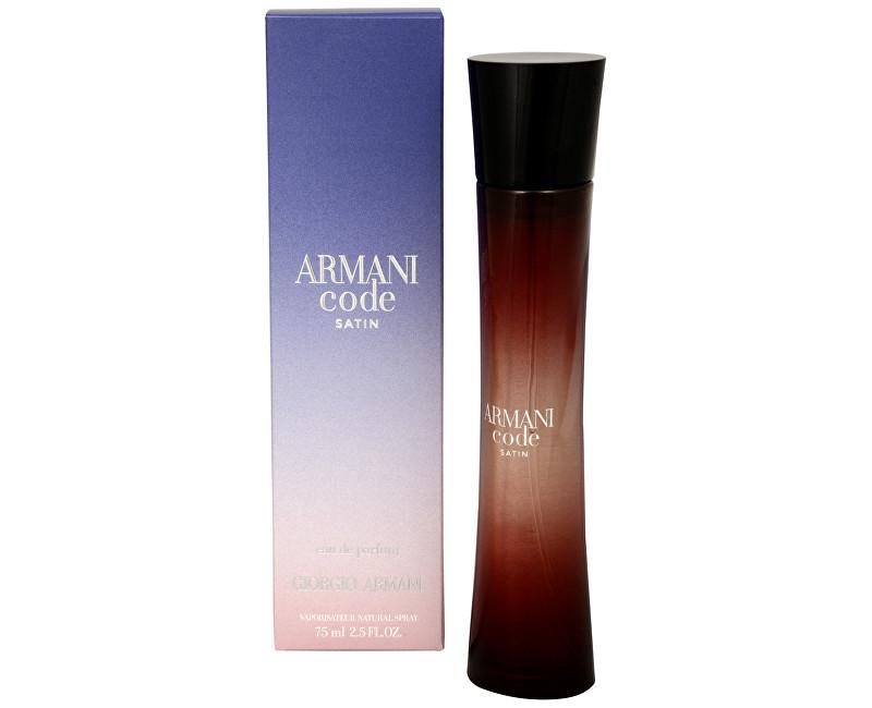 ARMANI Code Satin - EDP 50 ml