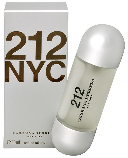 CAROLINA HERRERA 212 - EDT 30 ml