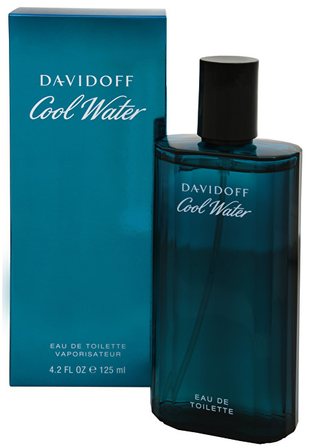 DAVIDOFF Cool Water Man - EDT 75 ml