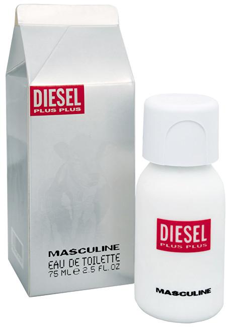 DIESEL Plus Plus Masculine - EDT 75 ml