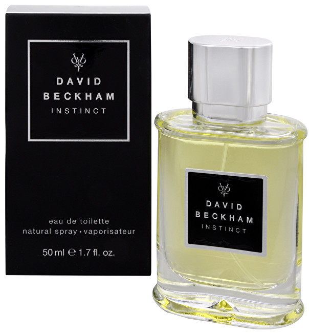 DAVID BECKHAM Instinct - EDT 75 ml