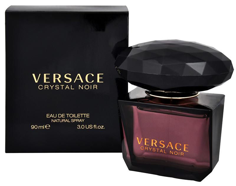 VERSACE Crystal Noir - EDT 90 ml