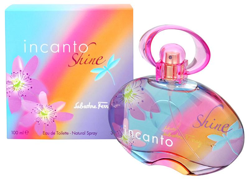 SALVATORE FERRAGAMO Incanto Shine - EDT 50 ml