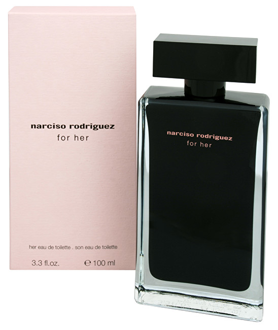 NARCISO RODRIGUEZ For Her - EDT 100 ml