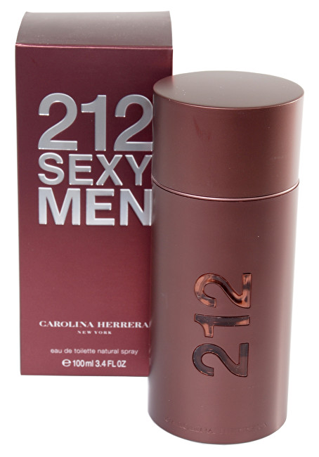 CAROLINA HERRERA 212 Sexy For Men - EDT 50 ml