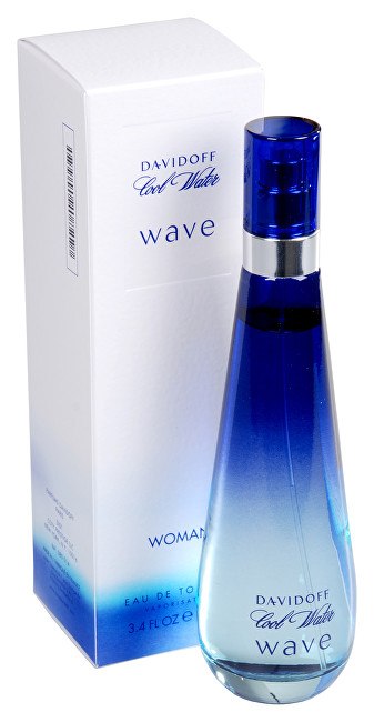 DAVIDOFF Cool Water Wave Woman - EDT 100 ml