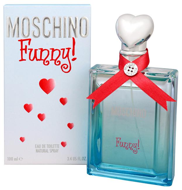 MOSCHINO Funny - EDT 4 ml