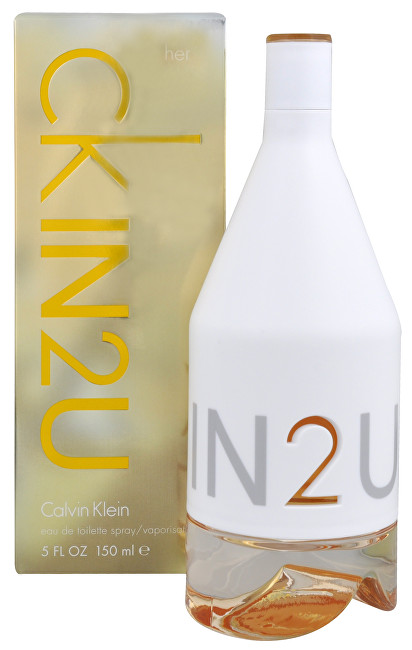 CALVIN KLEIN In2U For Her - EDT 150 ml