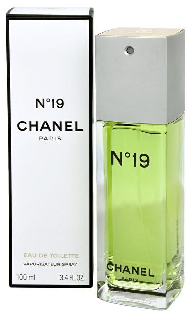 CHANEL No. 19 - EDT 50 ml