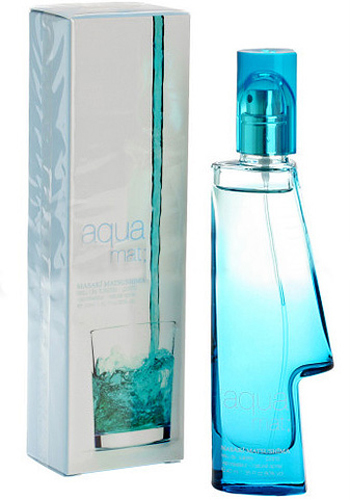 MASAKI MATSUSHIMA Aqua Mat Homme - EDT 40 ml