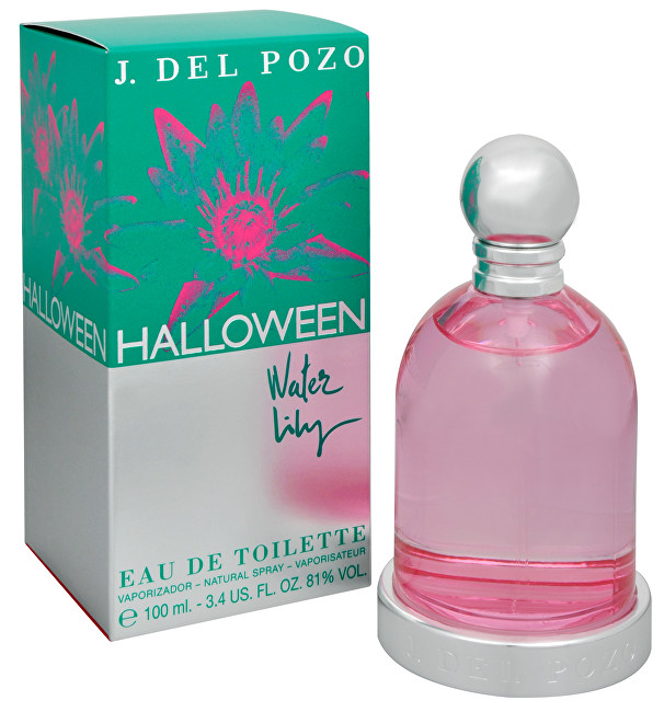 JESUS DEL POZO Halloween Water Lilly - EDT 100 ml