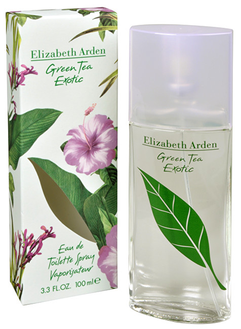 ELIZABETH ARDEN Green Tea Exotic - EDT 100 ml