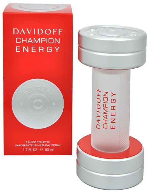DAVIDOFF Champion Energy - EDT 90 ml