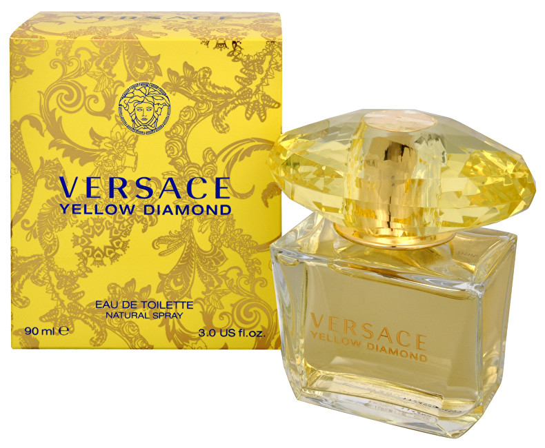 VERSACE Yellow Diamond - EDT 30 ml