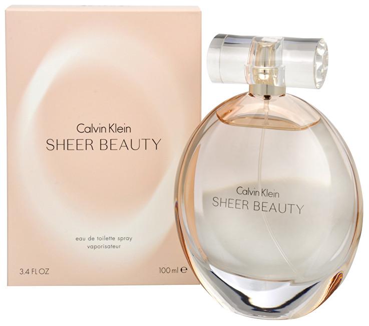 CALVIN KLEIN Sheer Beauty - EDT 50 ml
