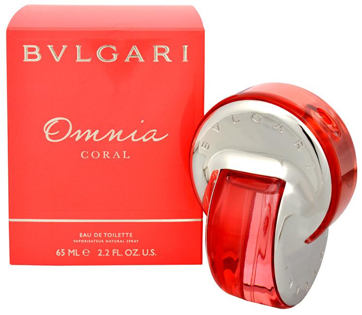 BVLGARI Omnia Coral - EDT 40 ml