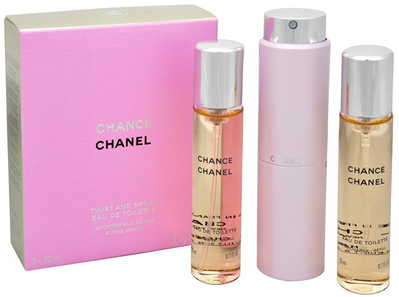 CHANEL Chance - EDT (3 x 20 ml) 60 ml