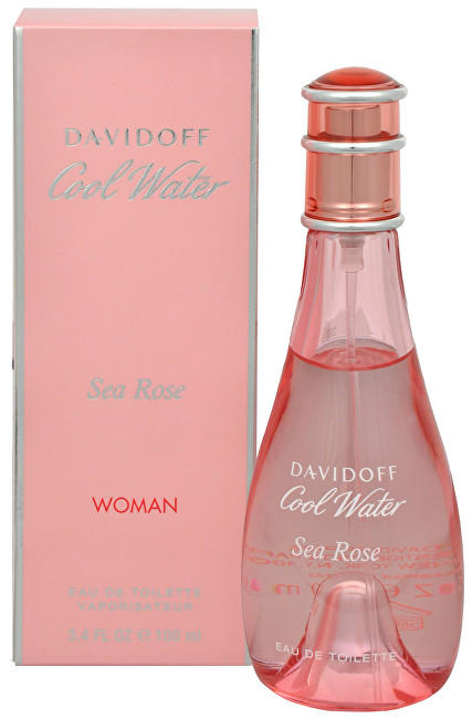DAVIDOFF Cool Water Sea Rose - EDT 30 ml
