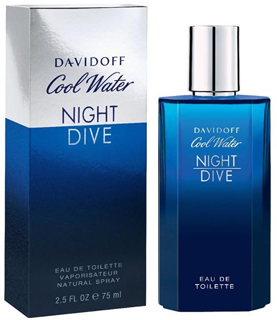DAVIDOFF Cool Water Night Dive - EDT 50 ml
