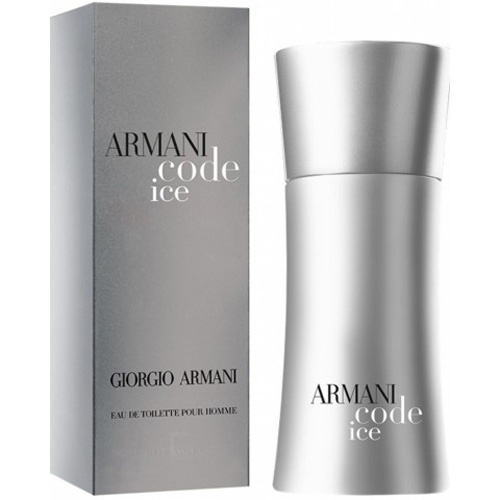 ARMANI Code ICE - EDT 50 ml