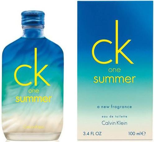 CALVIN KLEIN CK One Summer 2015 - EDT 100 ml