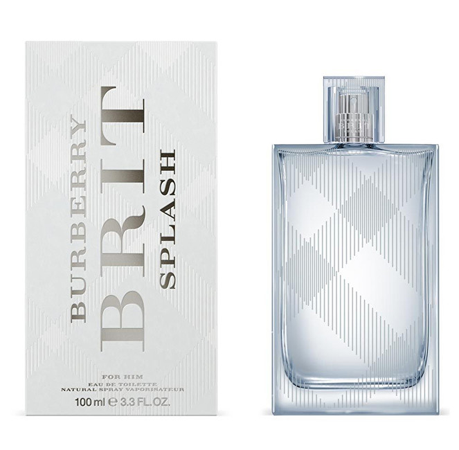 BURBERRY Brit Splash For Him - EDT 50 ml